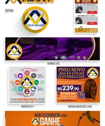 Campanhas E-commerce do Site Avant