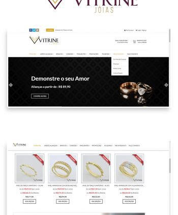 Criação Logo e E-commerce